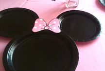 Minnie Mouse Birthday / by Mackenzie Marchitello