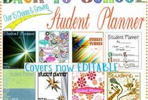 free planners / by Kelly Keller