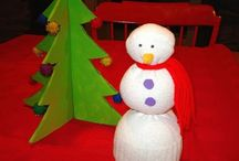 Holiday crafts / by Renee Smiley