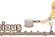Foods and Daycare Ideas to try with kids / Foods to try with kids to eat or make as edible art!!) / by Marlene Tiesling