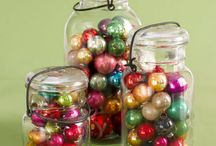 holiday decor / cute holiday decorations  / by Alexsis Sorice