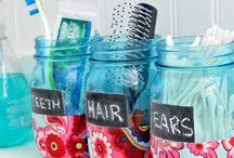Jar Crafts / by Tracey Sawtelle