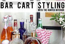 Bar carts / by Style Rogue