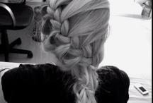 Hair ideas / by Hannah Church