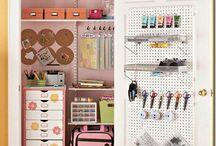 Organization Shtuff / by Sibyl Carter