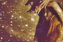 gold / by ebony h.