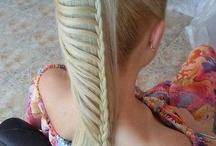 pretty hair / by Jen Silverhorse