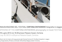 Cortona On The Move 2012 / Workshops, exhibitions, events and much more... / by Cortona Onthemove