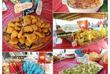 Party/ Finger Food / by Tamika Drake