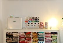 Sewing Studio Make-Over / by Love Notions [Tami Meyer]