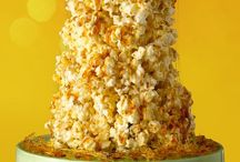 JOLLY TIME Pop Corn's 100th Virtual Birthday Party / We're celebrating our 100th birthday by sharing it with you. Explore all of the great popcorn recipes below for even more ways to celebrate. #jollytime100 / by JOLLY TIME Pop Corn