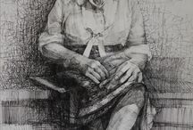 Drawing / by Ayman Abodoma
