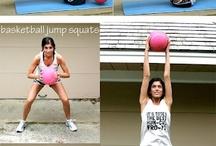 Fitness / by Kristen Joyce