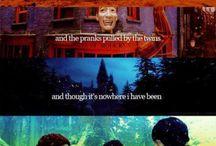 Harry Potter Harry Potter ⚡️🔮 / by Kajsa Johnsrud