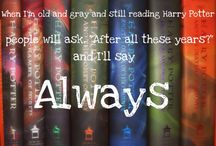 Books/Harry Potter / by Amy Q