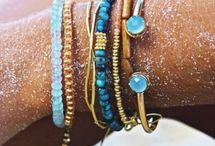Bracelets / by Ashley Mosebey