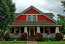 Craftsman Homes / by Jenn Larson