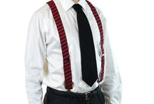 Suspenders from Truth Belts / Suspenders are back in style! They make a great gift for the man in your life! You can find them at www.truthbelts.com. / by Truth Belts - Vegan Fashion