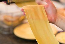 PRODOTTI ITALIANI / Pasta ripiena, mozzarella, grana padano, parmiggiano reggiano, pizza, gorgonzola / by Lluïsa Paulet