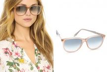 Simply Sunglasses / by Curves and Chaos™