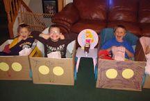 kids fun stuff / by Michelle Hunt