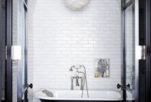 bathroom / by Alicia Cribbs