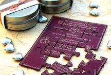 DIY Wedding invitations / by Nikki St John
