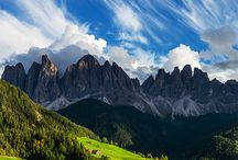 Italy - ti amo.  / I wish to come here one day. Amen! / by Conny Ringo