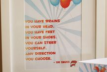Dr Suess / by Pam from Over the Big Moon