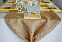 Table Decor / by Kris Ritmire Barnaby