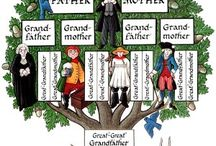 Genealogy / by Jessie Craigmiles