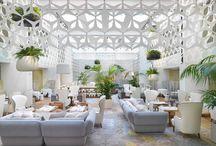 Hotel Interior Architecture / by Clarissa S