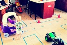 fun with the kids / by Rebekah Bills