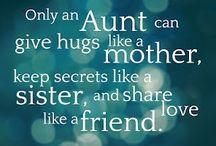 Aunt Stuff / by Sarah Fede