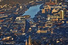 Cork City / Some of our favourite images of the beautiful Cork city.  / by The Kingsley