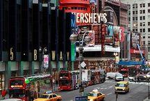 New York, New York! / by Julie Neuburger