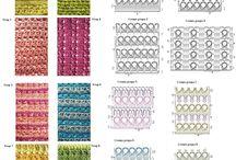 crochet/knit/naalbinding / by Denise Chorne
