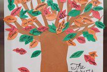 Fun ideas:  Thanksgiving / by Margari Bolivar