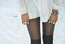 Winter style / by Lauren Williams