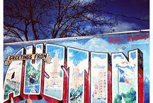 Austin Texas / by Noel Mangino