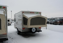 Travel Trailer, Hybrid / by Sue-Ann Metz