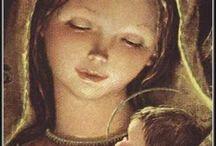 i love catholic / by retro mummy