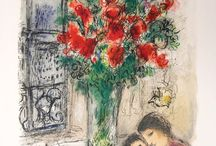 CHAGALL / GREAT PAINTER / by Alfred Ina