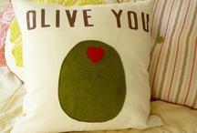 Awesome Pillows / by Mg Senseng