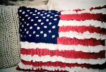 Patriotic / by Frances @ Notions from Nonny