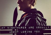 The Hunger Games♡ / by Brittany McKissick