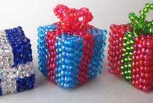 Beaded Miniature Patterns / by Bead-Patterns (Sova-Enterprises.com)