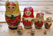 Nesting Dolls / by Katherine Valdez