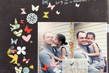 Scrapbook pages / by Cindy Roque Horne
