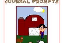 Kindergarten - math journal ideas / by Paula Miller